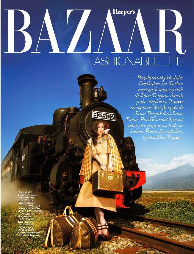 MY STYLING FOR HARPER'S BAZAAR INDONESIA