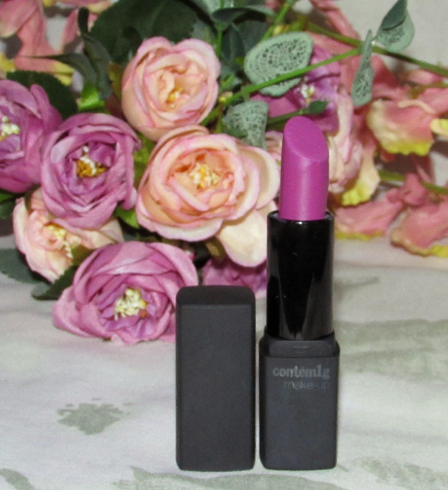 batom violet kiss