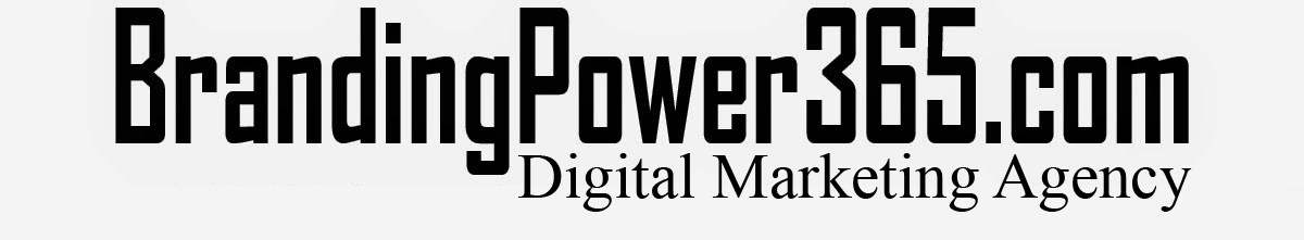 #BrandingPower365/Digital Marketing Agency/Miami, FL./RichardJohn786/RJO Ventures, Inc.