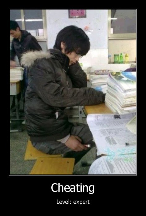 Cheating - Level: Expert