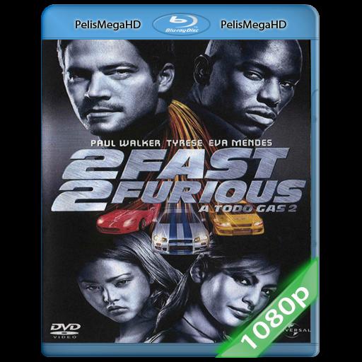 Rapido y Furioso 2 (2003) 1080P HD MKV ESPAÑOL LATINO