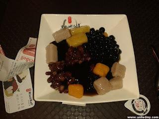Blackball Taiwanese dessert