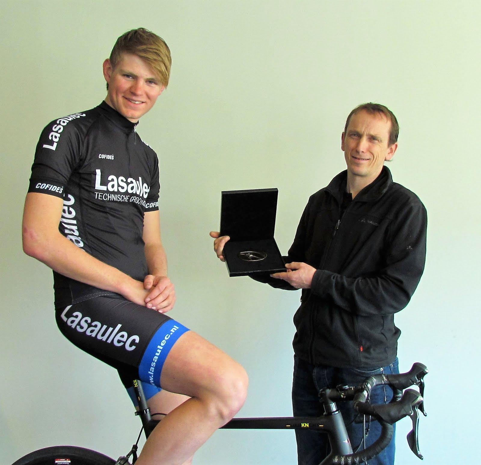 Jordy Harink laatste winnaar Jan Maarten Heideman Prijs