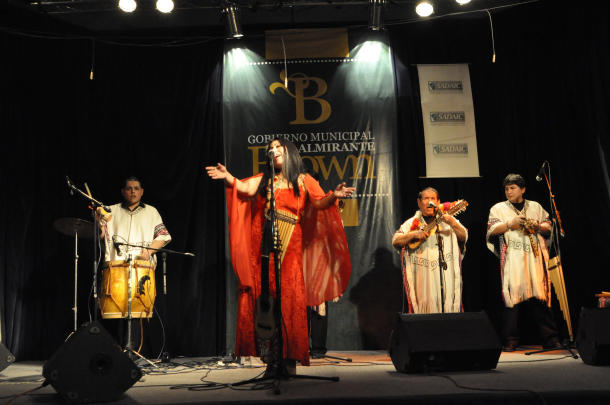 Música Folklórica del Altiplano