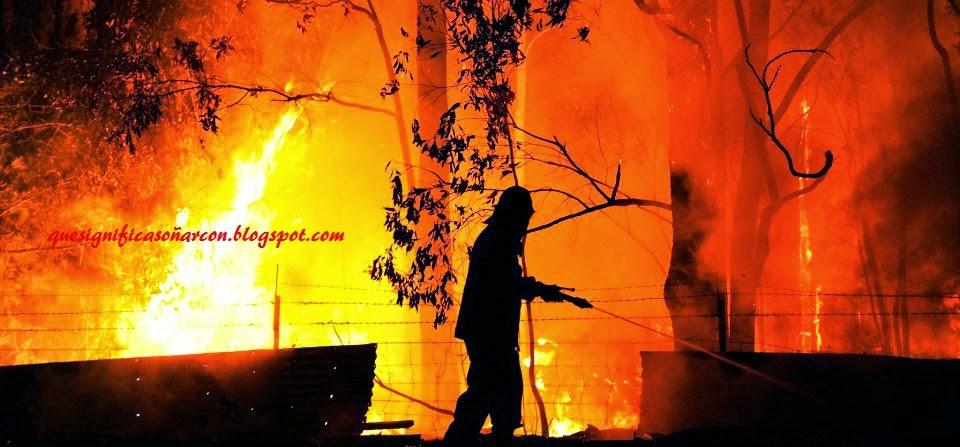 por que soñar con bomberos