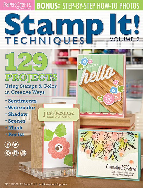 Stamp It! Techniques Vol. 2