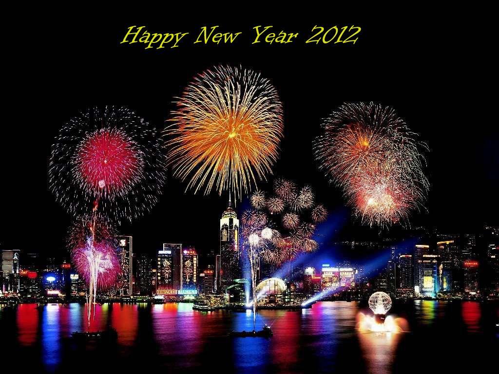 Новый год Ева 2012: Лучшие города для празднования Нового Года 2012