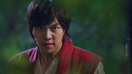 "vengeful and dangerous gumiho in ""The Love Story of Kang Chi"
