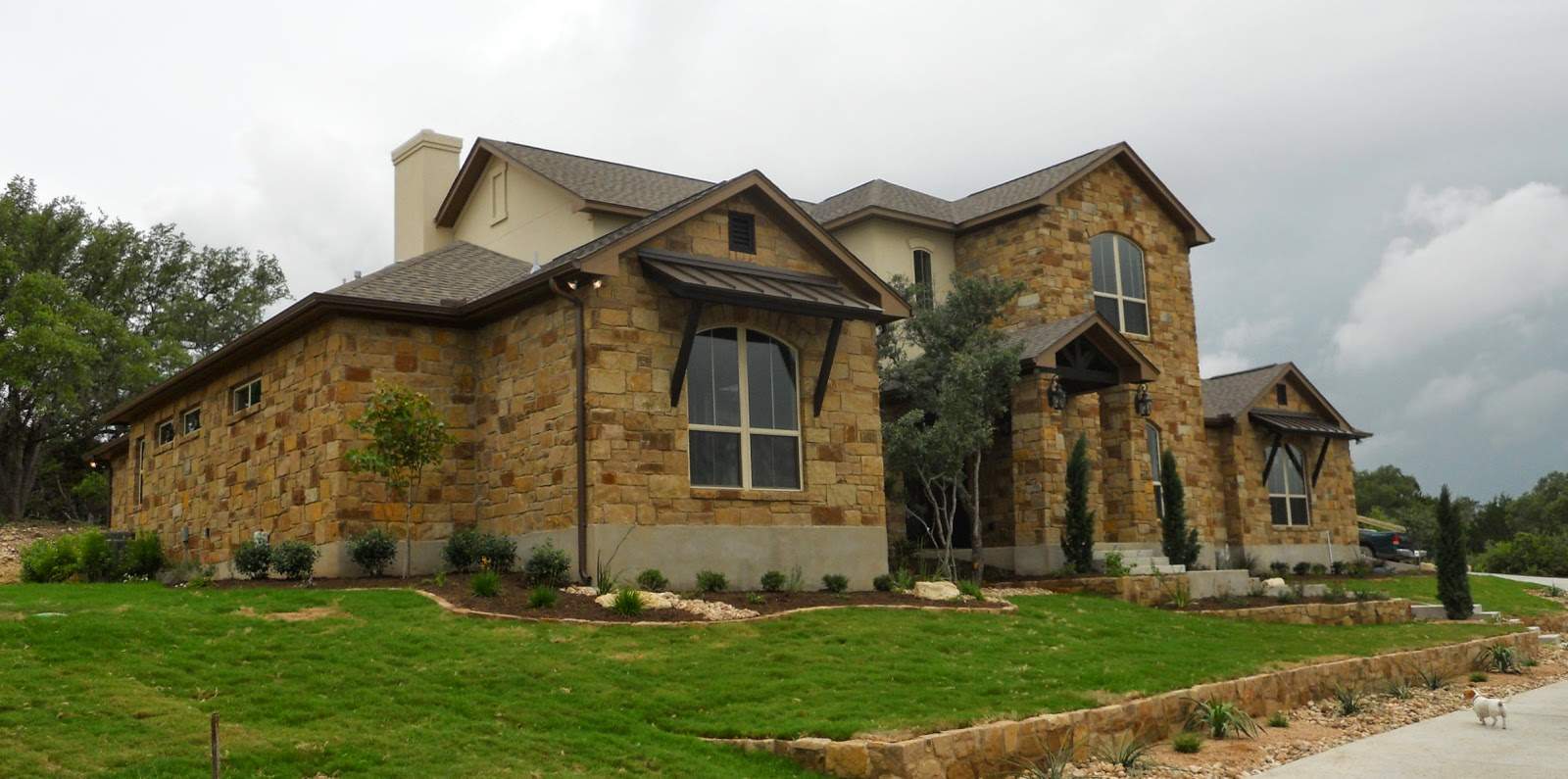 Rob sanders designer custom home remodel design Country home builders in texas