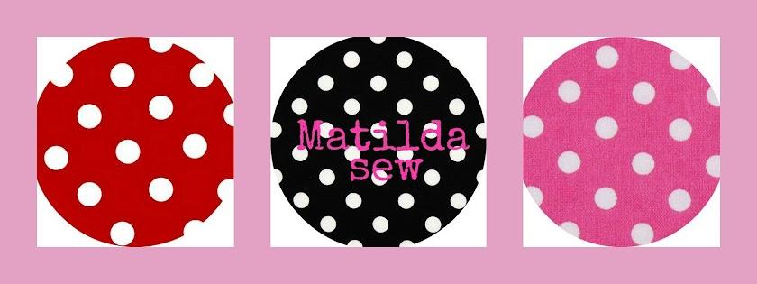 Matilda Sew