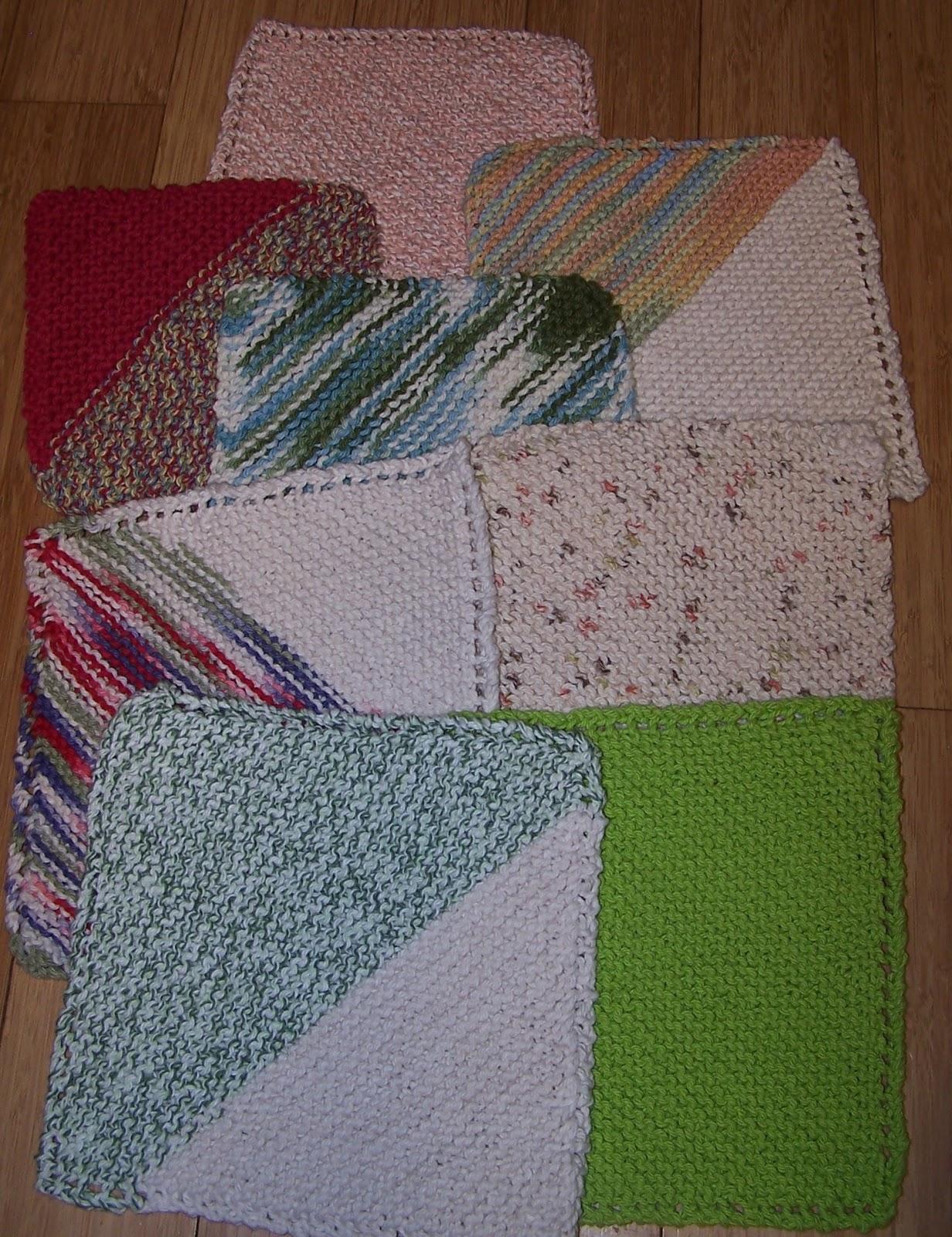 Simple Living Basics: Nana\'s Dishcloth