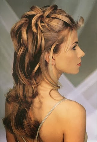 Great Prom Updos for Long Hair