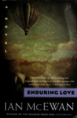 Enduring Love – Chapter One Synopsis Essay Sample