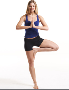 योग आसन से स्तन मोटे करें