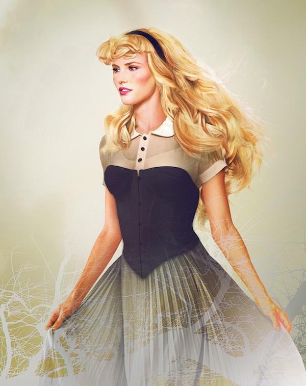 Princesas de Disney en la Vida Real