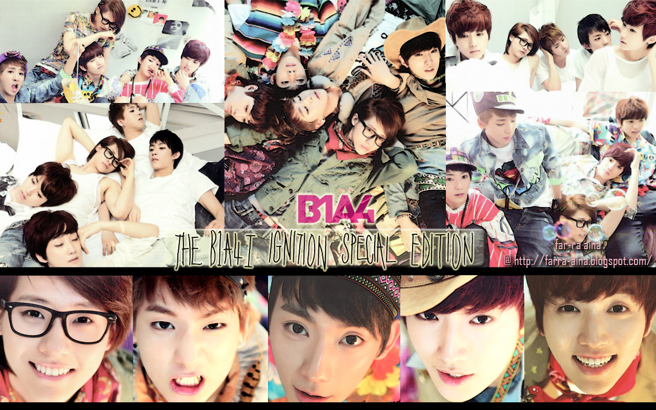 B1a4 Wallpaper 2013 B1a4 first  B1a4 2014 Wallpaper