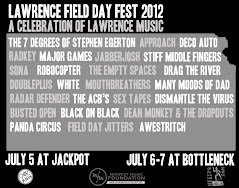 Lawrence Field Day Fest:  This Weekend!