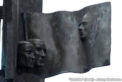 tidsbilder, johnny martinsson, martinssons stipendium, skulptör, karlshamn, skulptur, torget olofström, foto anders n