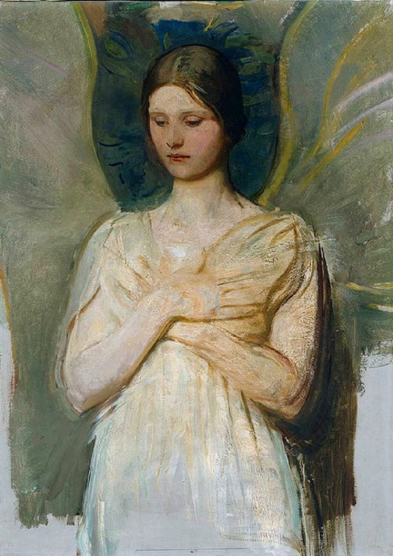 It's About Time: The Angels of American Abbott Handerson ...