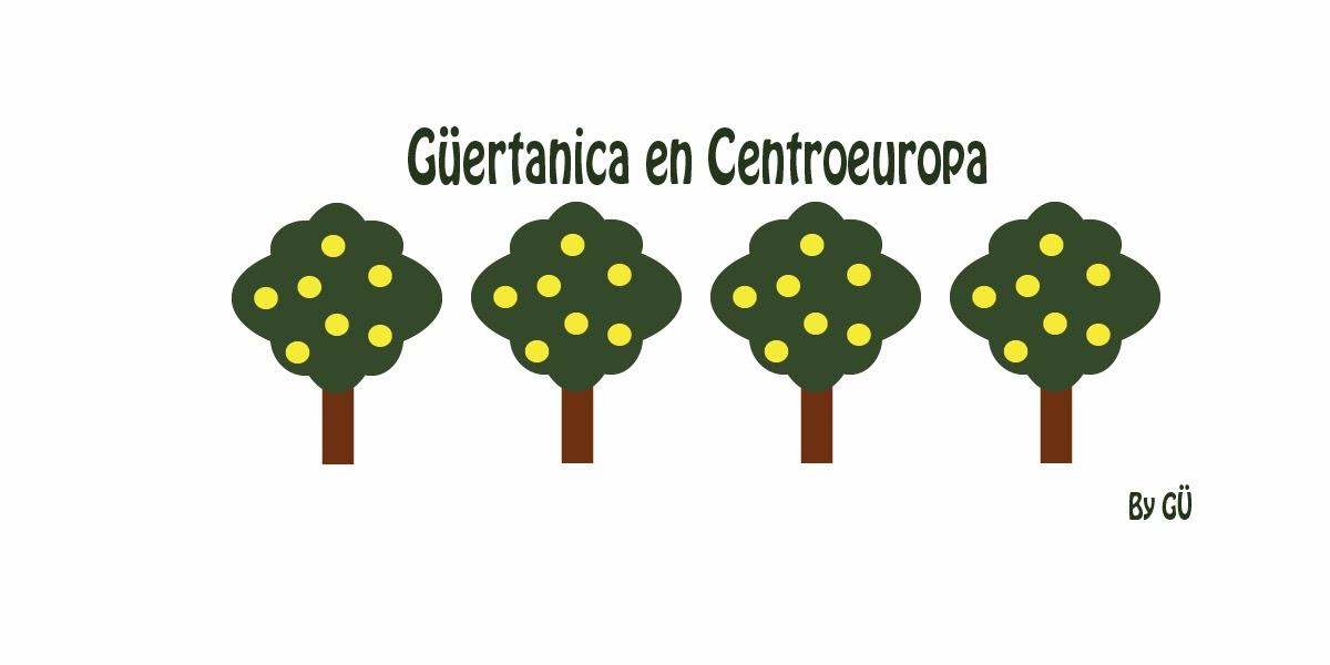 Güertanica en Centroeuropa