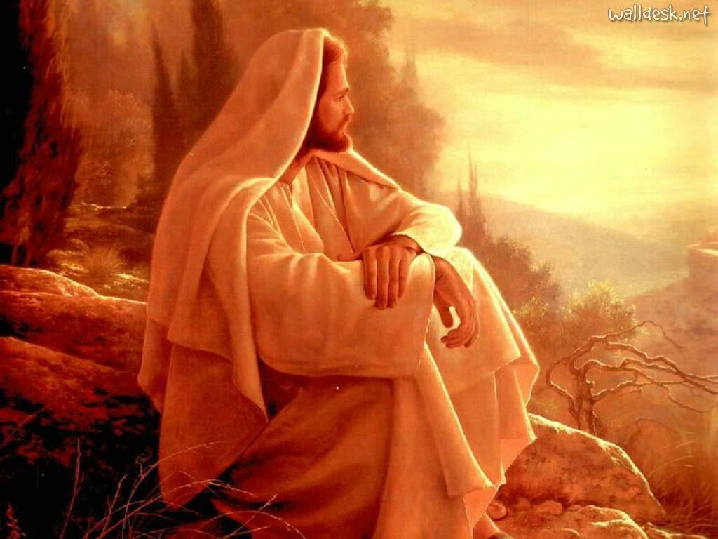wallpaper of jesus