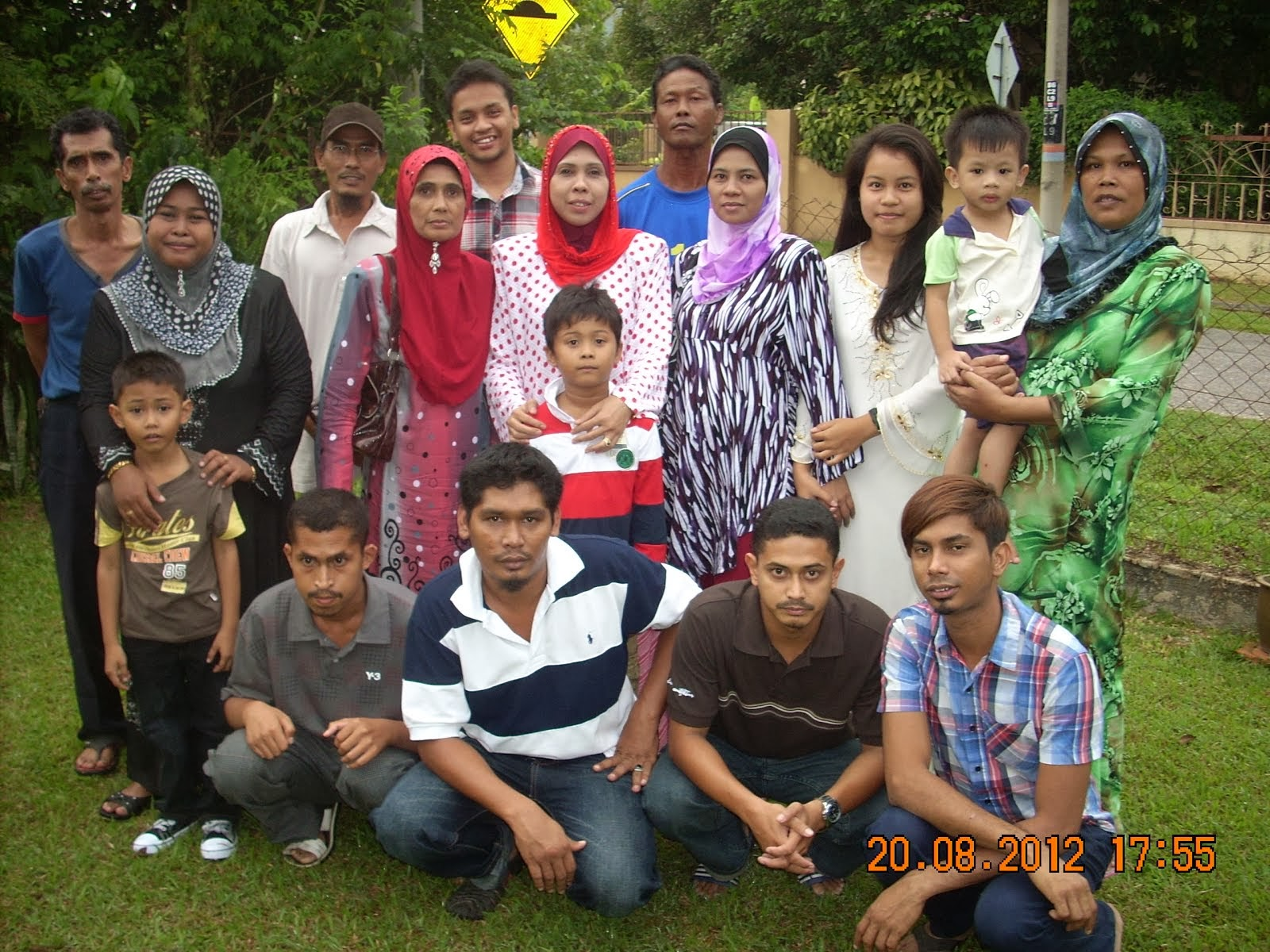 Keluarga Mior Abd Yunus