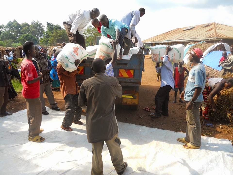 Internally Displaced Ugandans