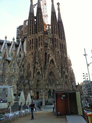 Vacaciones en Barcelona 2015 - día a día
