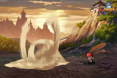 Naruto-Блич Нидзя браузерная онлайн MMO игра