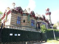 Comillas. El Capricho d'Antoni Gaudí