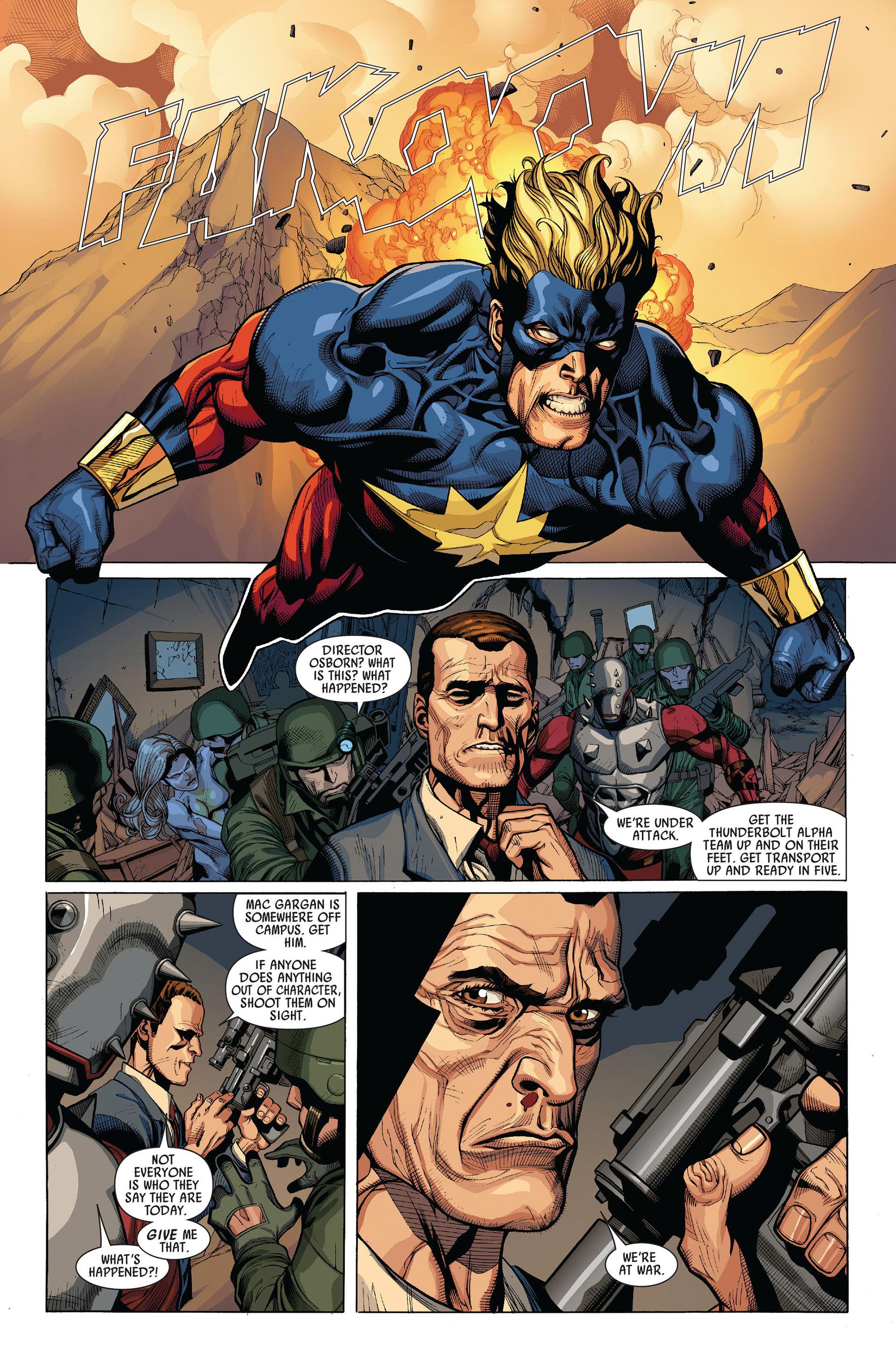 Read online Secret Invasion comic -  Issue #5 - 4