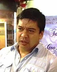 Former Camarines Sur Governor LRay Villafuerte