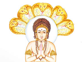 Mantra de Invocación a Patanjali