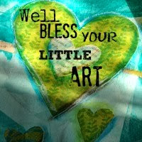 Click Here to go to my ART blog