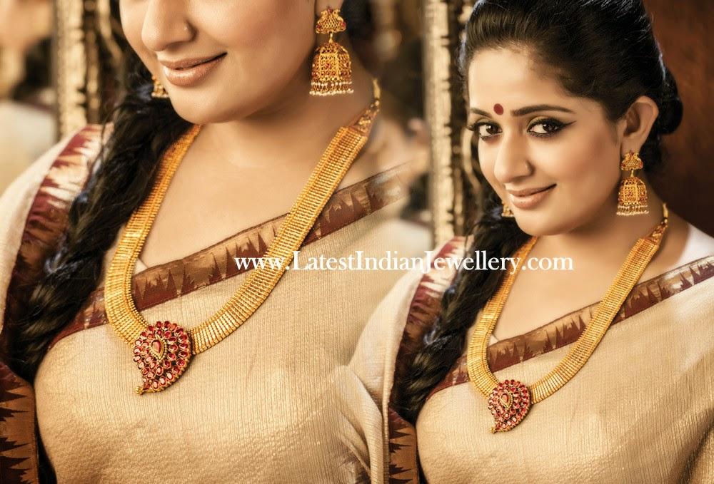 Kavya Madhavan Gold Jewellery