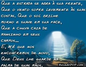 TOME POSSE MEUS IRMÃOS EM NOME DE JESUS - MISSIONÁRIA RENATA