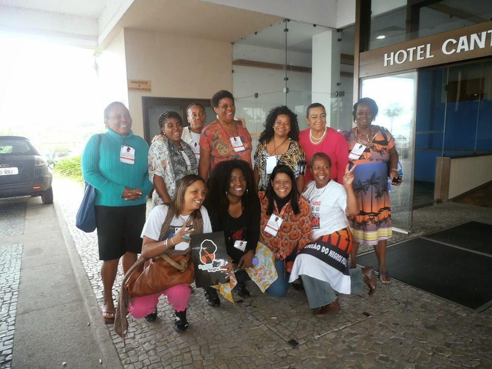 1º Seminário Nacional de  Mulheres da UNEGRO
