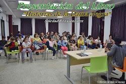 """PRESENTACIÓN LIBRO """"HISTORIAS DE LA DAMA NEGRA"""""""