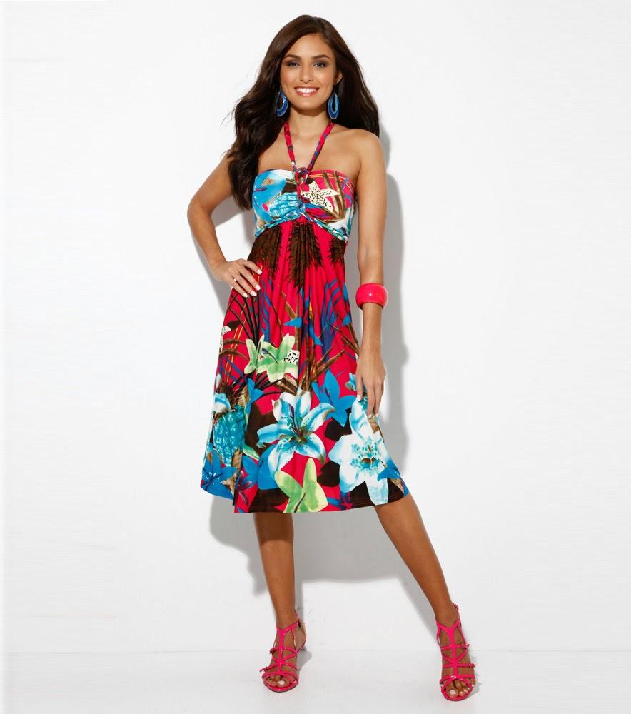 Vestidos de temporada 2015 | Moda en vestidos de Colección