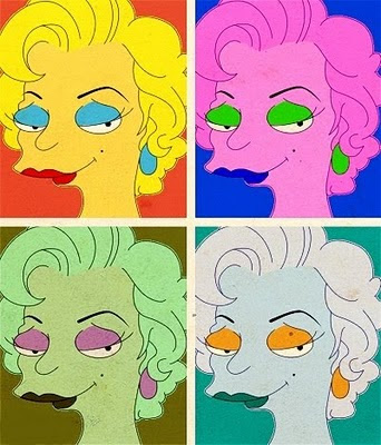  Warhol Marylin Monroe 