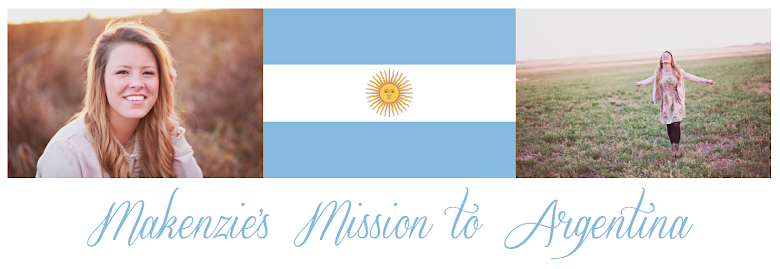 Makenzie's Mission to Argentina