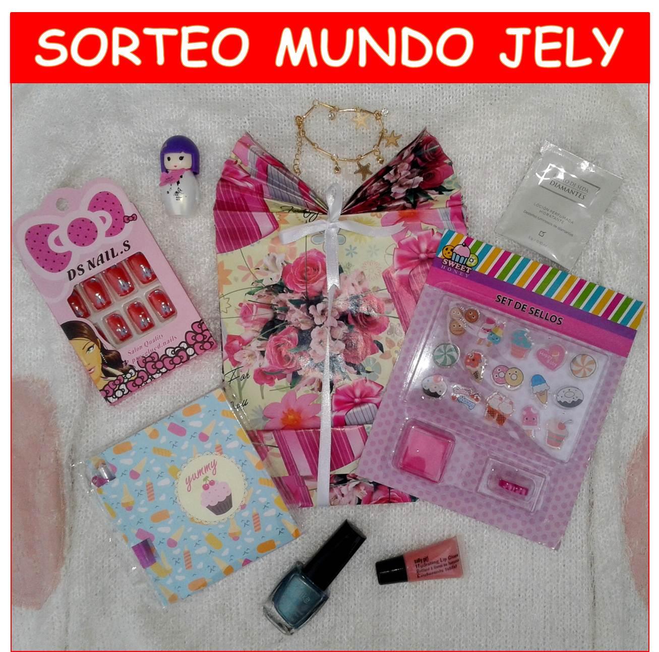 SORTEO MUNDO JELY