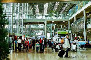 Bangkok aeroport