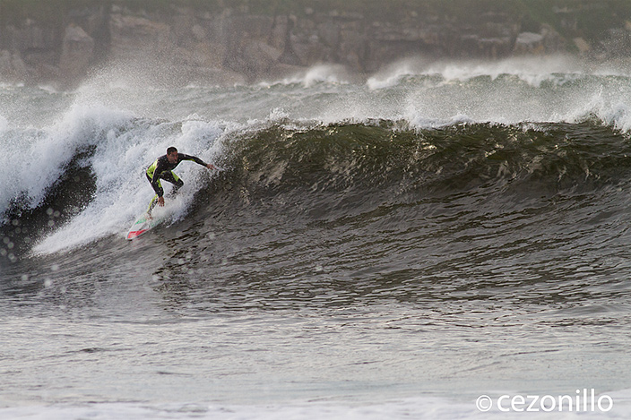 Surf en el Ricks