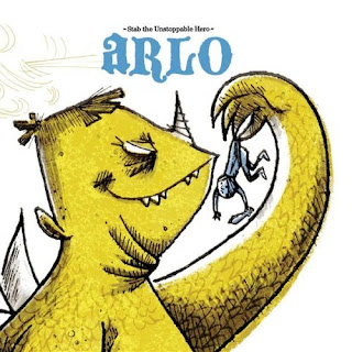 Arlo - Stab the Unstoppable Hero - 2002