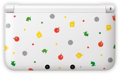 3DS XL Animal Crossing: New Leaf Bundle