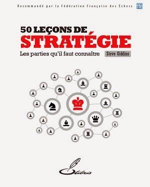 Echecs & Livres : 50 leçons de stratégie aux échecs