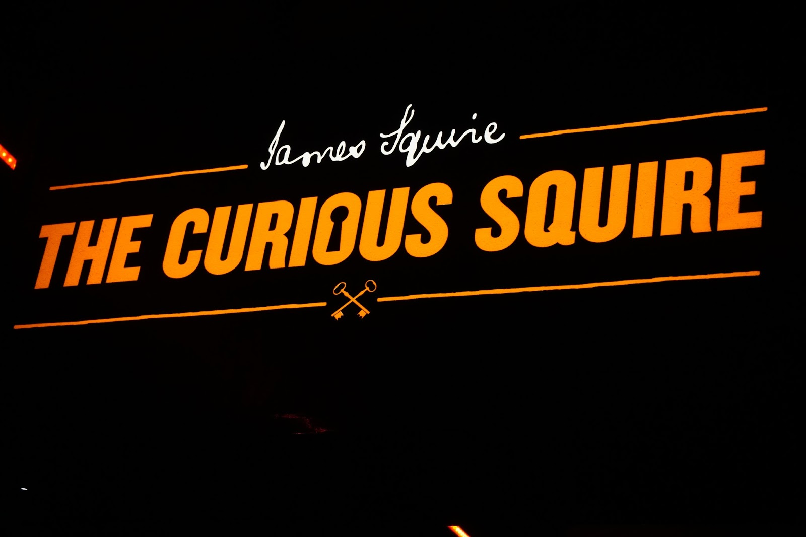 The Curious Squire, North Adelaide
