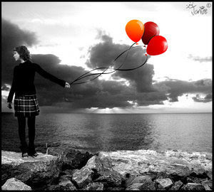 balloons - About Love - Letting Go