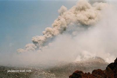 anak krakatau eruptions
